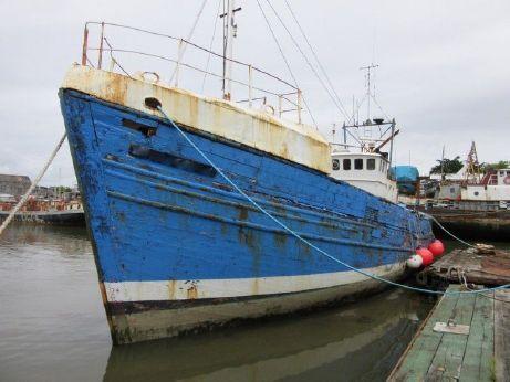 1969 Trawler Traditional 73