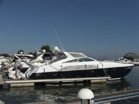2001 Alfamarine 50 high speed