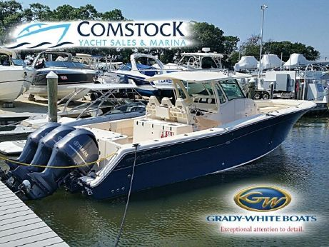 2016 Grady-White 376 Canyon
