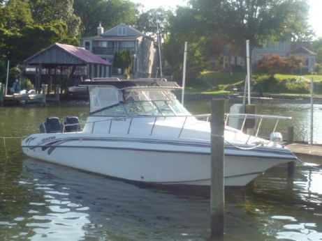 1997 Fountain Sportfish Cruiser 31ft