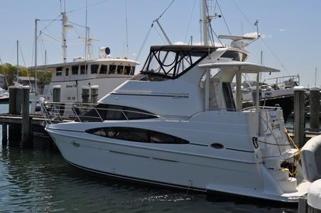 2003 Carver Yachts 366 Aft Cabin