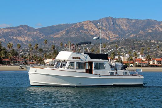 1999 Grand Banks 42 Classic Stabilized