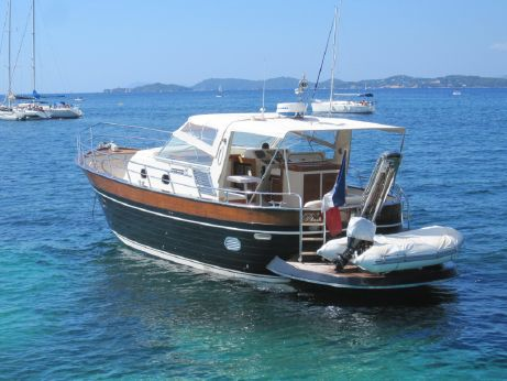 1999 Apreamare 12m semi cabinato