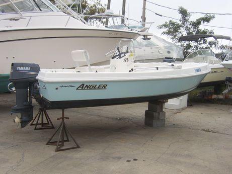 2006 Angler 173