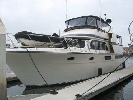 1988 Californian Cockpit Motor Yacht