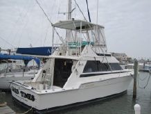 1989 Luhrs 40 Tournament