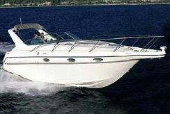 1999 Maxum 3000 SCR Express Cruiser