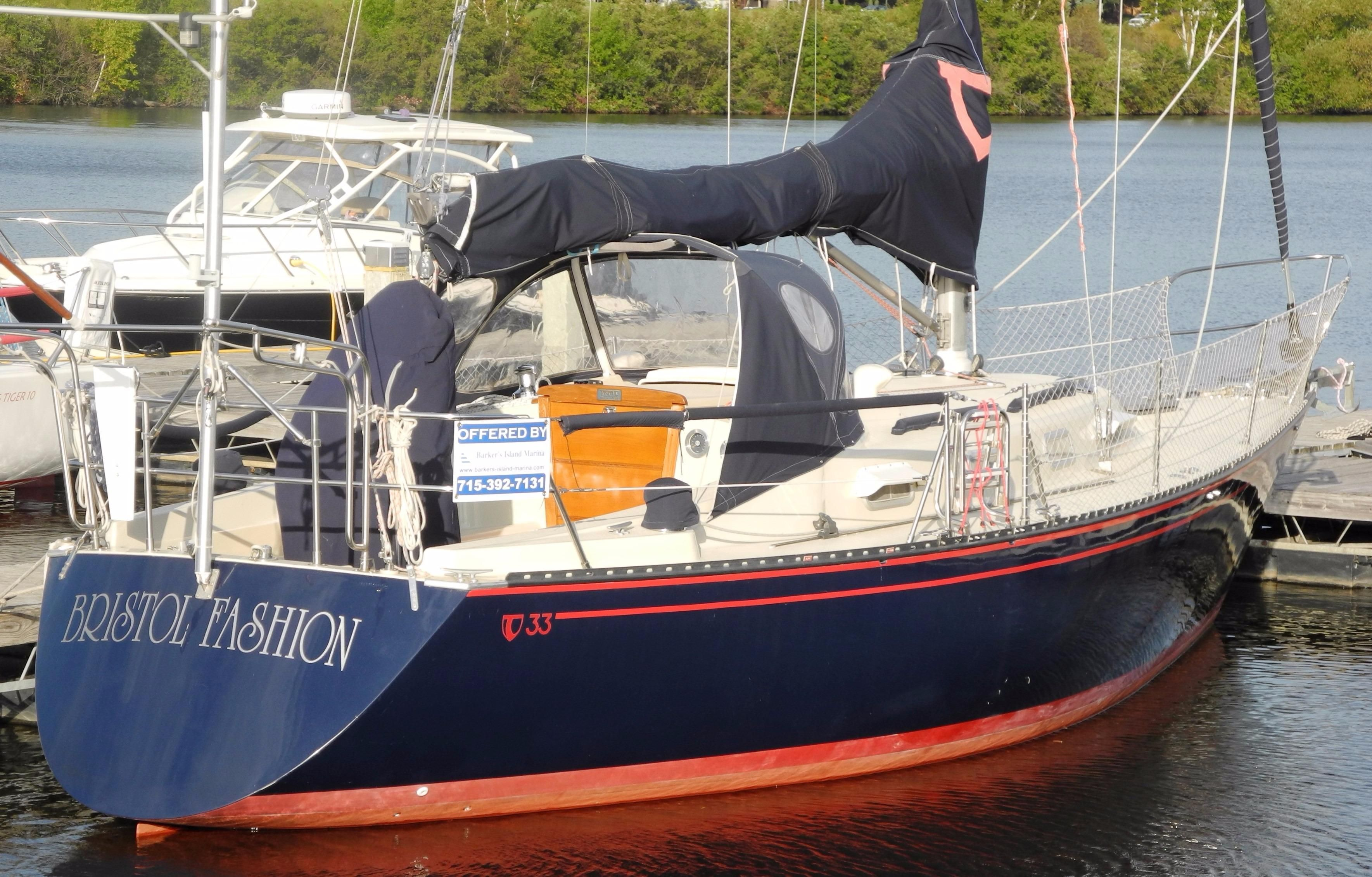 1986 Tartan Soverel 33 Sailboat Transport: 1980 Tartan 33 Sail Boat For Sale