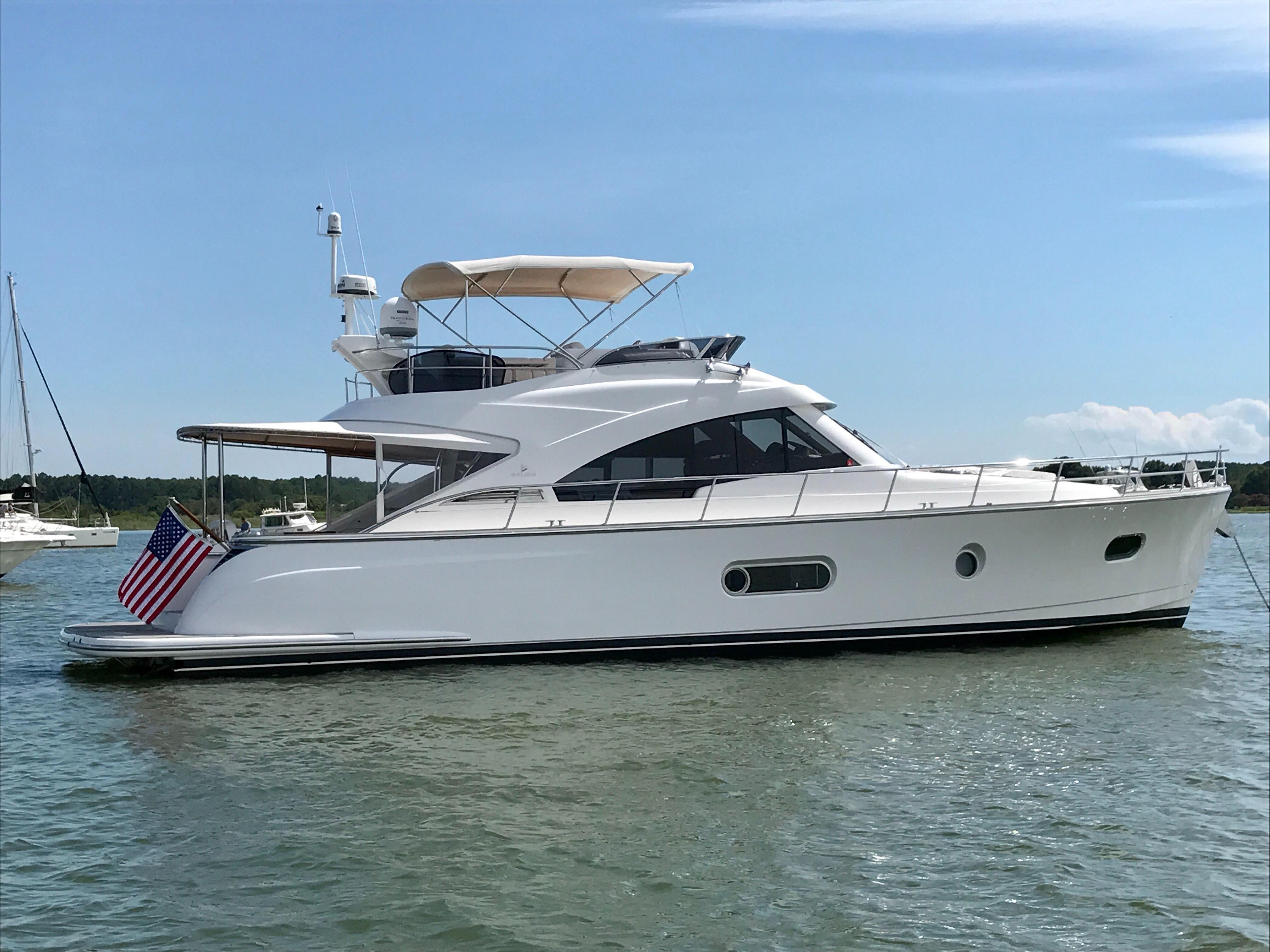 2015 Riviera Belize 54 Daybridge Power Boat For Sale Www