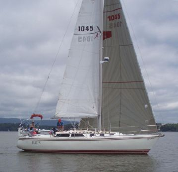1990 Catalina 34 Tall Rig