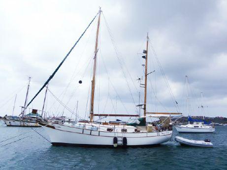1980 Marine Trading Island Trader 37