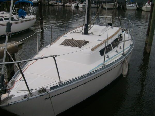 1982 S2 8 5 Sailboat Sail Boat For Sale Www Yachtworld Com