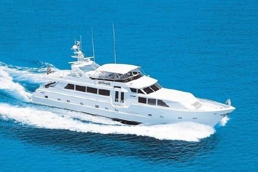 1985 Broward Motor Yacht