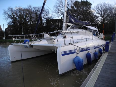 1999 Dean 380 Catamaran