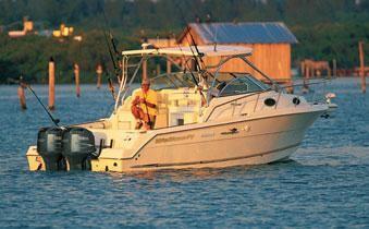 2005 Wellcraft 290 Coastal
