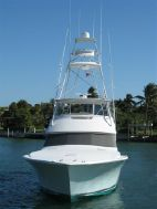 Photo of 55' Viking 55 Convertible RECENT PAINT and POWER
