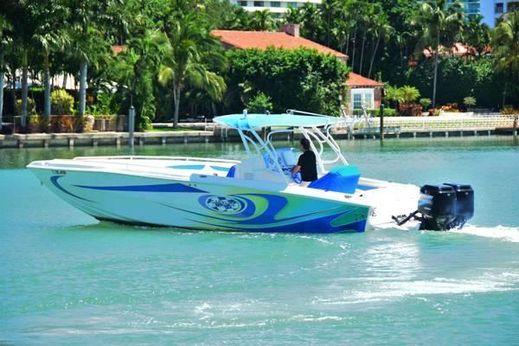 2003 Carrera Boats 32