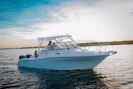 2016 Century Boats 30 Express