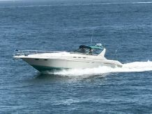 1995 Sea Ray Express Cruiser 400