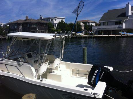 2005 Sea Boss 210 Walkaround
