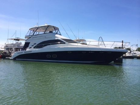 2005 Sea Ray 550 Sedan Bridge NEW LISTING! FRESH WATER  900 MANS