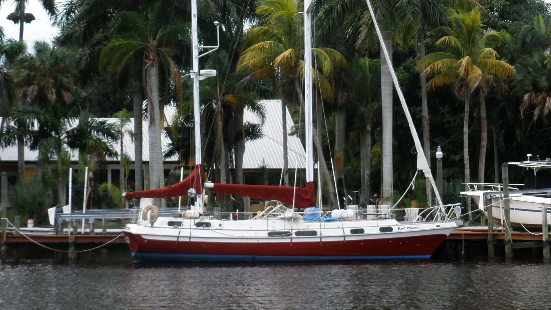 1973 Morgan Out Island 41 Sail Boat For Sale Www