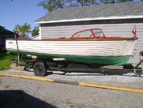 1957 Chris Craft Sea Skiff
