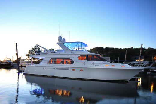 2006 Ocean Alexander 64 Pilothouse Motoryacht