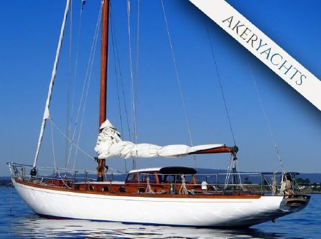 1954 Sailboat 10 meter CR