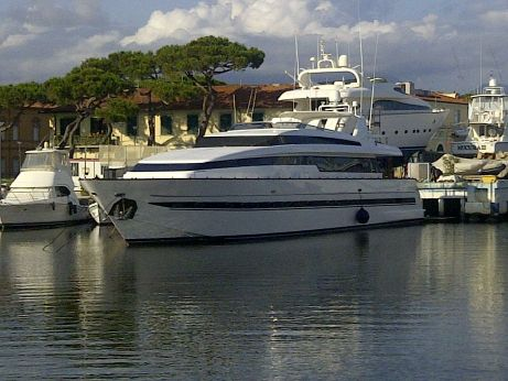 2000 Sanlorenzo SL 100