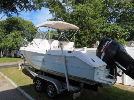 2006 Pro Sports Sea Quest 2250 WA