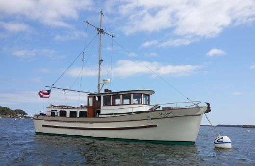 1975 Pacific Northwest Trawler