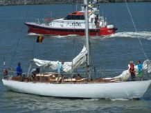 1959 Classic Arthur Robb Admirals Cup Yacht