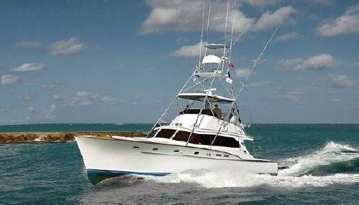 1967 Rybovich 53 Cold Molded Sportfisherman
