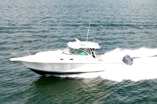 2010 Pursuit OS 375 Offshore