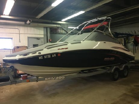2009 Sea Doo 230 Challanger w arch