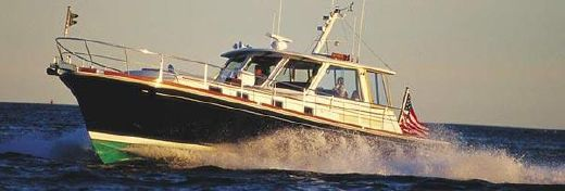 2007 Grand Banks 49 Eastbay HX
