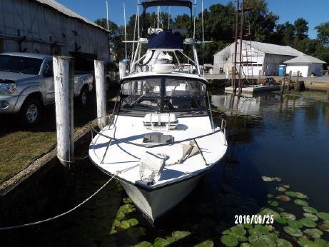 1992 Albemarle 27 express fisherman