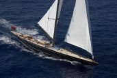 photo of 142' Hoek Design J-Class