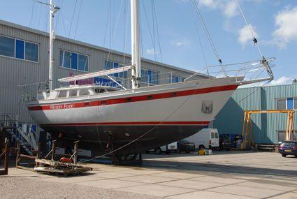 1996 K&M Yachtbuilders Motorsailer