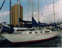 1974 Alberg yawl