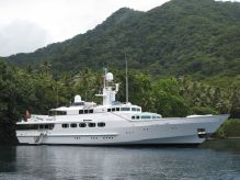 1983 Feadship Semi-displacement