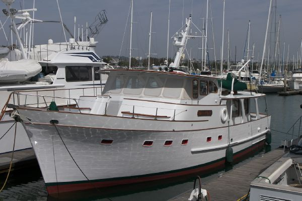 1972 Defever Offshore Pilothouse Trawler Power New And
