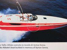 1995 Tullio Abbate Senna Off-Shore 42