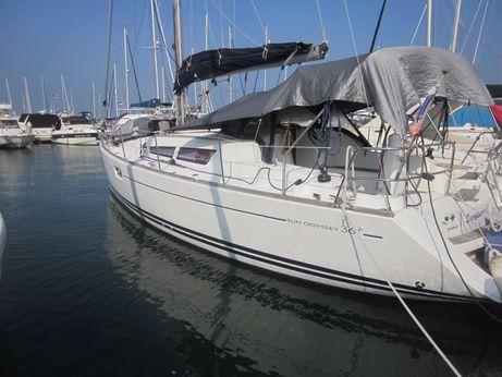 2007 Jeanneau 36i