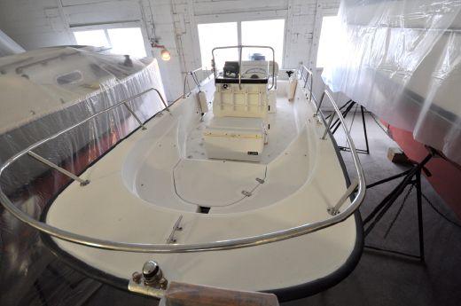 2005 Boston Whaler Montauk 17 CC