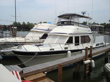 1984 Pt Performance Trawler Cockpit Motor Yacht