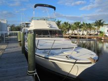 1984 Stamas Express 320 Flybridge Sport Fish