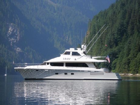 2006 Cheoy Lee 80' Skylounge CPMY