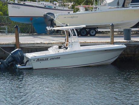 2007 Angler 230 VBX